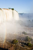 Iguassu Fall Stock Photo
