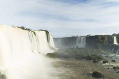 Iguassu faller nationalparken Royaltyfria Bilder