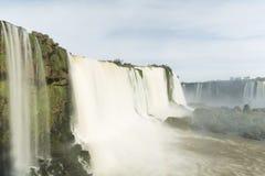 Iguassu faller nationalparken Fotografering för Bildbyråer