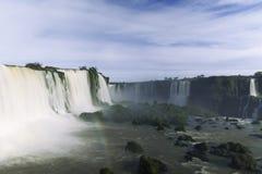 Iguassu faller nationalparken Royaltyfri Foto