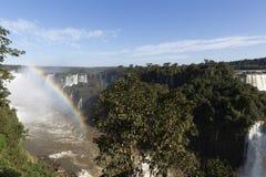 Iguassu faller nationalparken Royaltyfria Foton