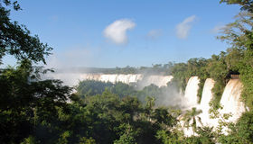 Iguassu Falls Royalty Free Stock Photo