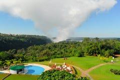 Iguassu Falls - Argentina Stock Photo