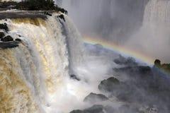 Iguassu Falls Stock Image