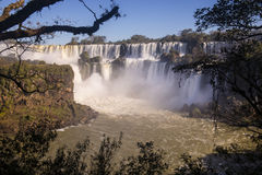 Iguassu Falls Stock Photos