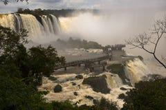 Iguassu Falls Stock Images