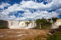 Iguassu falls Royalty Free Stock Photo