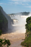 Iguassu falls Royalty Free Stock Image