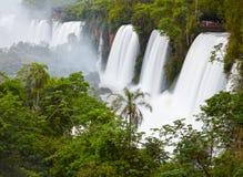 Iguassu(Iguazu) Falls Royalty Free Stock Image