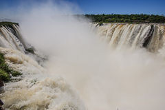 Iguassu National Park Stock Photography