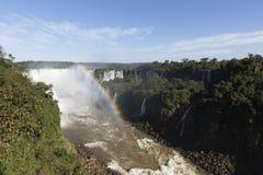 Iguassu Spada park narodowy Obraz Royalty Free
