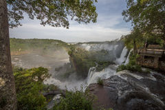 IguassuFalls Royalty Free Stock Images