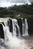 Iguasu Wasserfälle UNESCO-Welterbe Lizenzfreies Stockbild