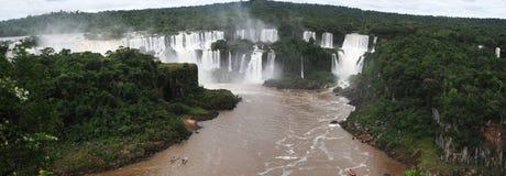 Iguasu Wasserfälle UNESCO-Welterbe Lizenzfreie Stockfotografie