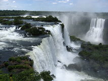 Iguazu Falls, Brazil, South America Royalty Free Stock Photo
