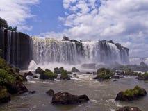 Iguazu瀑布 免版税库存图片