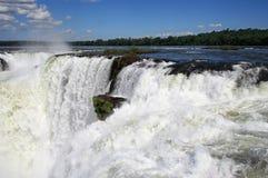 Iguazu στοκ φωτογραφία με δικαίωμα ελεύθερης χρήσης