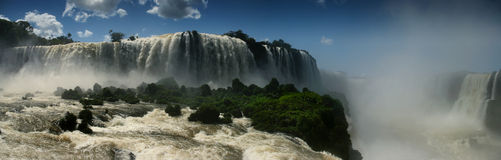 Iguazu Photographie stock