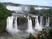 Iguazu Photo stock