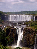 Водопад Iguazu Стоковое Изображение RF