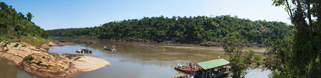 Iguazu, Argentina, South America Royalty Free Stock Images