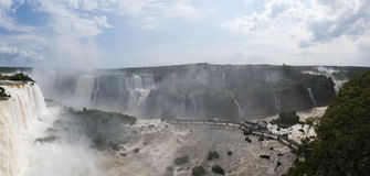 Iguazu, Argentine, Amérique du Sud Photos stock