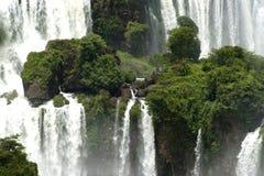 Iguazu Falls,阿根廷 图库摄影