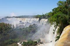Iguazu Falls images stock