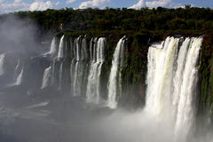 Iguazu Falls Royalty Free Stock Images