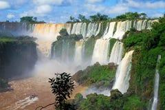 Iguazu Falls Imagen de archivo libre de regalías