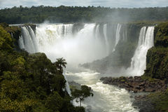 Iguazu Falls Lizenzfreie Stockbilder