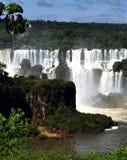 Iguazu Falls Immagine Stock Libera da Diritti