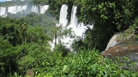 Iguazu Falls Royalty Free Stock Photo