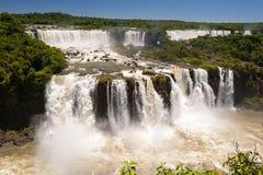 Iguazu Falls Fotografia Stock Libera da Diritti