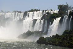 Iguazu Falls,阿根廷 免版税图库摄影