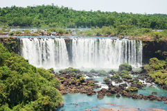 Iguazu Falls arkivbilder
