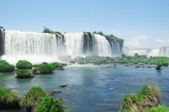 Iguazu Falls royaltyfri bild