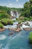 Iguazu Falls Royaltyfria Foton