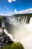 Iguazu Falls Lizenzfreie Stockfotografie