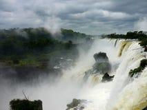 Iguazu Falls stockbilder