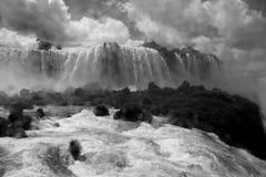 Iguazu Falls Photo stock