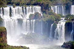 Iguazu Falls Photographie stock
