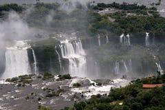 Iguazu Falls Stock Image