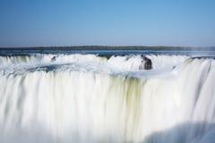 Iguazu Falls fotografía de archivo libre de regalías