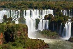 Iguazu Falls Stockfotos