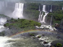 Iguazu Falls Stock Photography