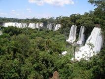 Iguazu Falls Fotografia de Stock Royalty Free