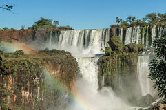 Iguazu Falls Stockfotos