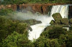 Iguazu Falls Imagens de Stock