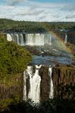 Iguazu Falls Imagem de Stock Royalty Free